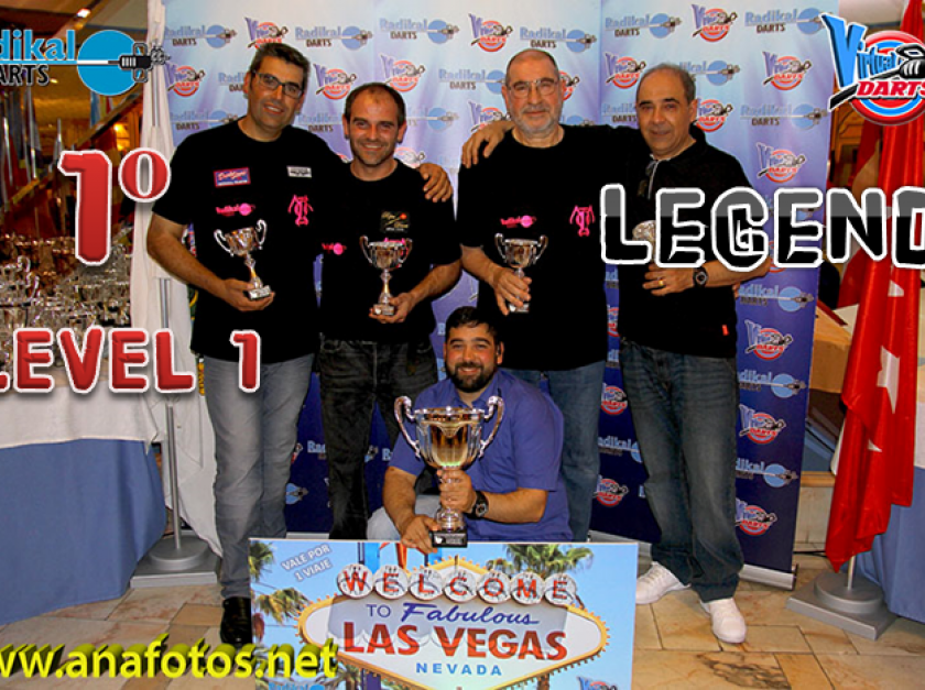 Kép RADIKAL DARTS INTERNATIONAL CHAMPIONSHIP MADRID 2015