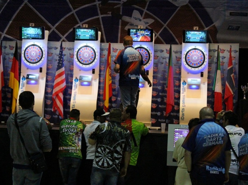 Kép Radikal Darts International Championship Fuengirola 2017